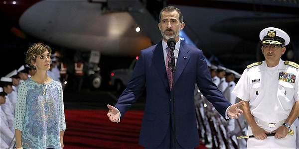 Cumbre Iberoamericana pide a Colombia paz con