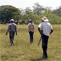 Frenan restitución de tierras en Bolívar