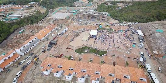 En diciembre entregarían las primeras cien casas del nuevo Gramalote