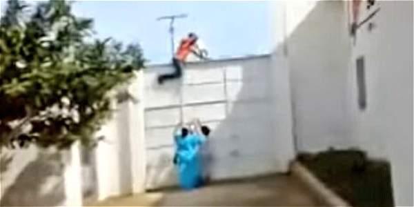 Niño wayúu fue sacado a la fuerza de hospital