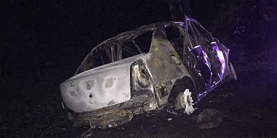 Víctimas de accidente regresaban a Ibagué luego de un paseo al Peñol