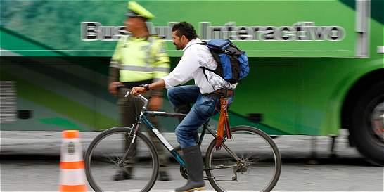 Mintransporte estrenó las bicis de Armenia