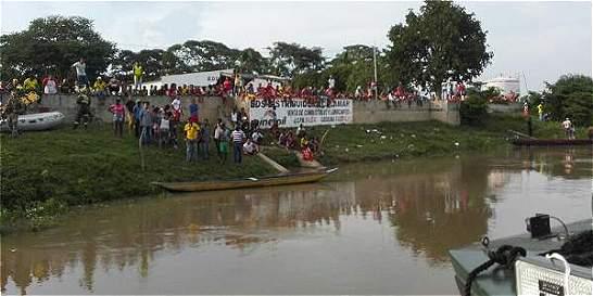 Encuentran muerta a la segunda niña que cayó al río Magdalena
