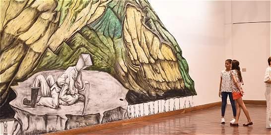 Se despide el Salón Nacional de Artistas para repensar los paisajes