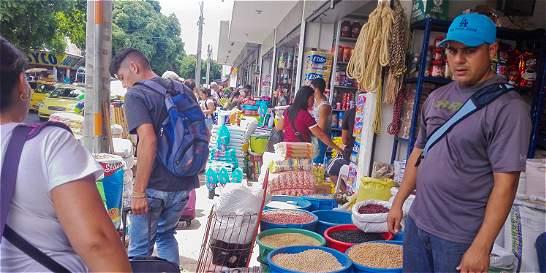 Auge del comercio en Cúcuta por compradores venezolanos