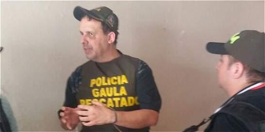 En Cartagena rescatan a juez estadounidense secuestrado