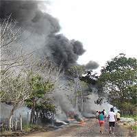 Eln atacó el oleoducto Caño Limón en Arauca