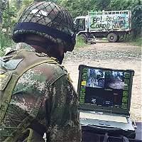 Destruyen carro bomba en el Catatumbo