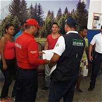 Colombia deporta a 21 venezolanos por actividad comercial prohibida