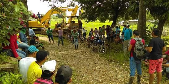 Comunidad en Cúcuta rechaza exploración petrolera en zona rural