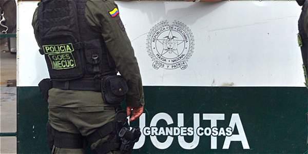 Abuso de autoridad de la Polícia en Cúcuta