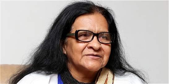 Leonor Zalabata, la líder arhuaca que lucha por los derechos humanos