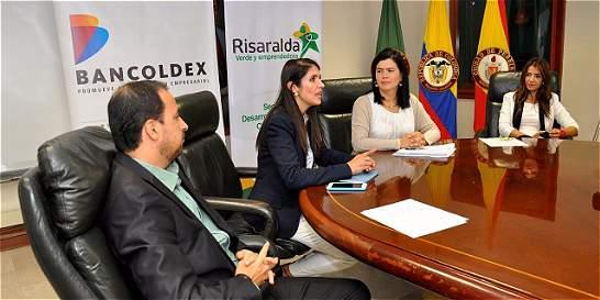 Microempresas de Risaralda recibirán beneficios de Bancóldex