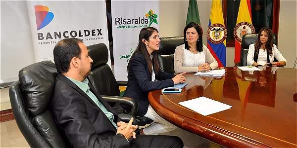 Con este convenio se beneficiarán 1.000 microempresarios. La inversión será cercana a los 2.000 millones de pesos.