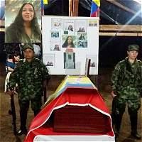 Investigan muerte de guerrillera de Farc en punto de pre-agrupamiento