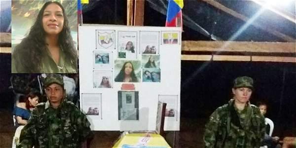 Las autoridades de salud adelantan una investigación de campo en el punto de pre-agrupamiento temporal, de la guerrilla de las Farc.