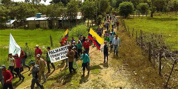 El pasado 23 de noviembre, habitantes de la zona rural de Cúcuta, impidieron los trabajos de la petrolera en esa región.