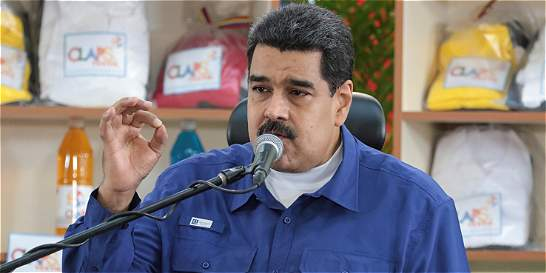 Maduro pedirá a Santos actuar sobre mafias que atentan contra moneda