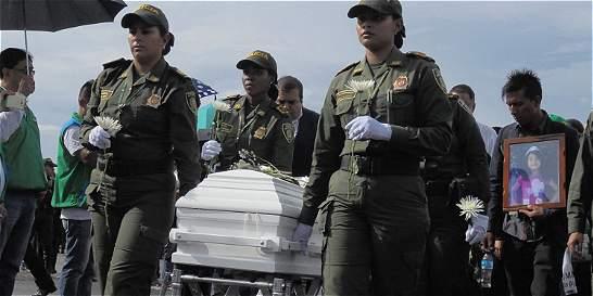 Fotos: En Popayán rindieron tributo a Yuliana Samboní