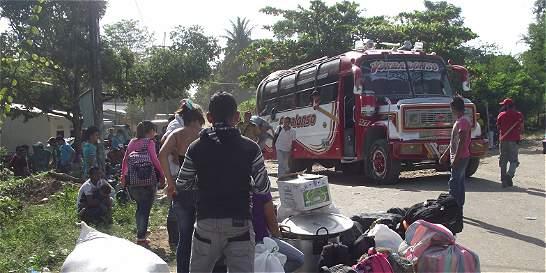 Investigan asesinato de cuatro hombres en el municipio de Tibú