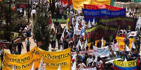 Capturan a presunto autor de asesinato de líder de Marcha Patriótica