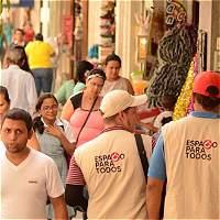 Bogotá y Barranca lideran rescate del espacio público