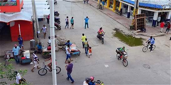Recuperan 50.000 metros cuadrados de espacio público en Santa Marta