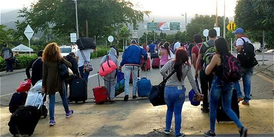 Colombia confía en reapertura de frontera con Venezuela