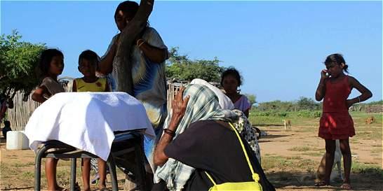 Mueren en La Guajira otros 4 menores por desnutrición