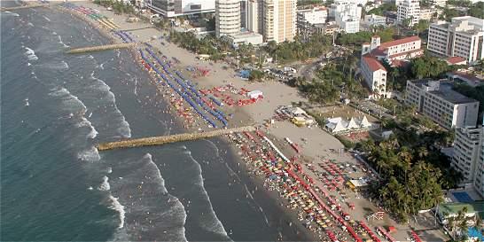 Ocupación hotelera en Cartagena llegará al 90 %