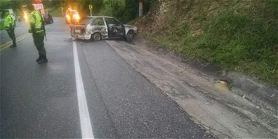 Accidente de tránsito en el Huila deja dos niños muertos
