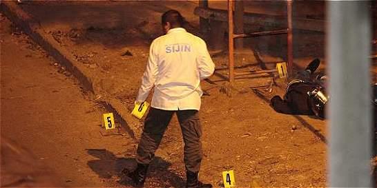Se registraron 54 homicidios durante la Nochebuena en el país