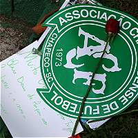 'Tragedia de Chapecoense pudo ser peor': controladora Yaneth Molina