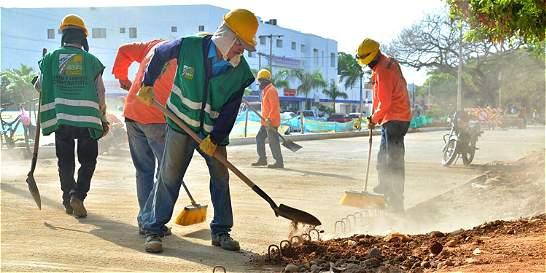 Valledupar empezará 2017 con la construcción de tres proyectos viales