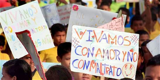 Trasladan menor raptada en Arauca a un centro asistencial de Santander