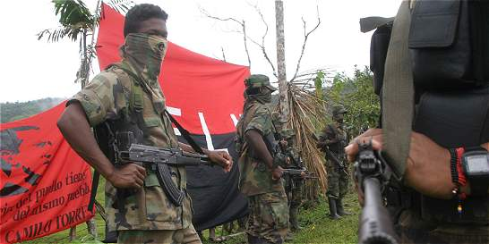 Eln se atribuyó ataques contra la Fuerza Pública en Arauca