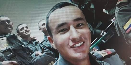 Este 31 serán las exequias de auxiliar de Policía asesinado en Bogotá