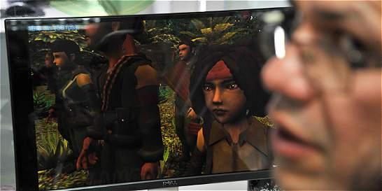 'Reconstrucción', el videojuego de la guerra en Colombia