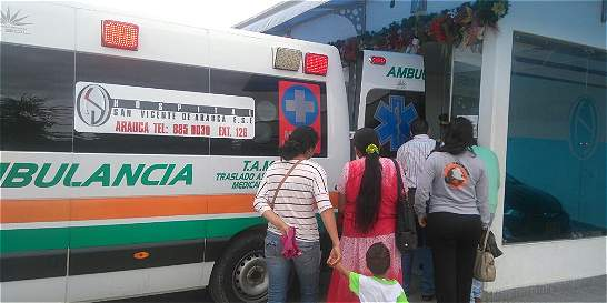 Despertó de coma inducido niña que había sido secuestrada en Arauca