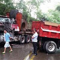 Cada día mueren 18 personas en accidentes vehiculares en el país
