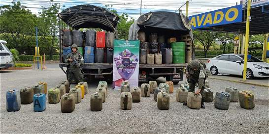 Policía crea grupo para frenar contrabando en frontera con Venezuela