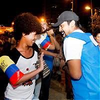 Cartagena le cumplió a la 'Bailatón' por la paz