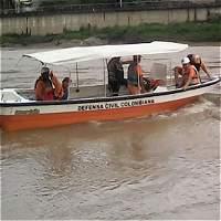 Buscan a menores de Flandes que se habrían ahogado en el río Magdalena
