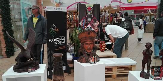 La vida indígena tras las artesanías colombianas