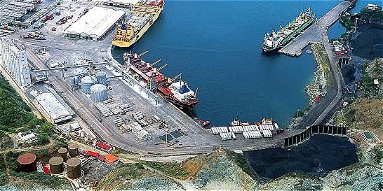 Puerto de Santa Marta se consolida como el terminal del agro del pais
