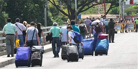 Defensoría entregó informe sobre situación migratoria en Colombia