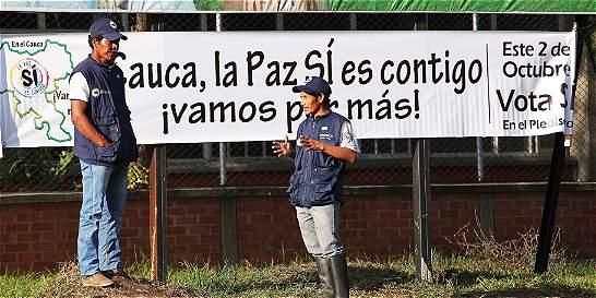 Un escolta herido tras atentado contra líder social en el Cauca