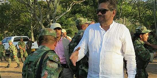 Iván Márquez y 200 guerrilleros llegaron a Pondores, en La Guajira