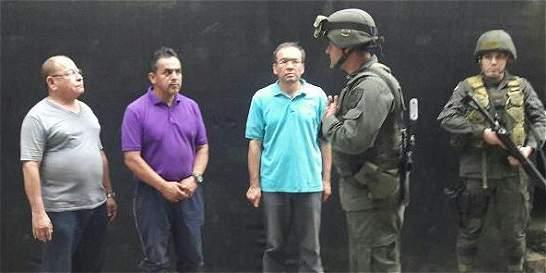 Cuatro días de zozobra padecieron los liberados en Norte de Santander