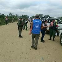 ONU envía comisión para reanudar marcha de las Farc